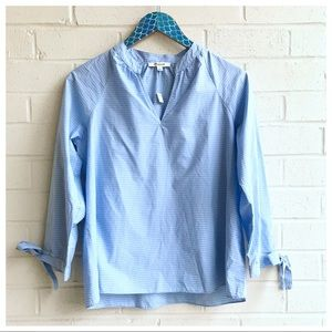 NWT Madewell Wellspring Tunic Popover Shirt